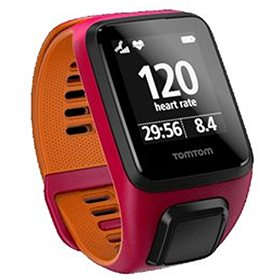 RUNNER 3 CARDIO GPS RUNNING WATCH